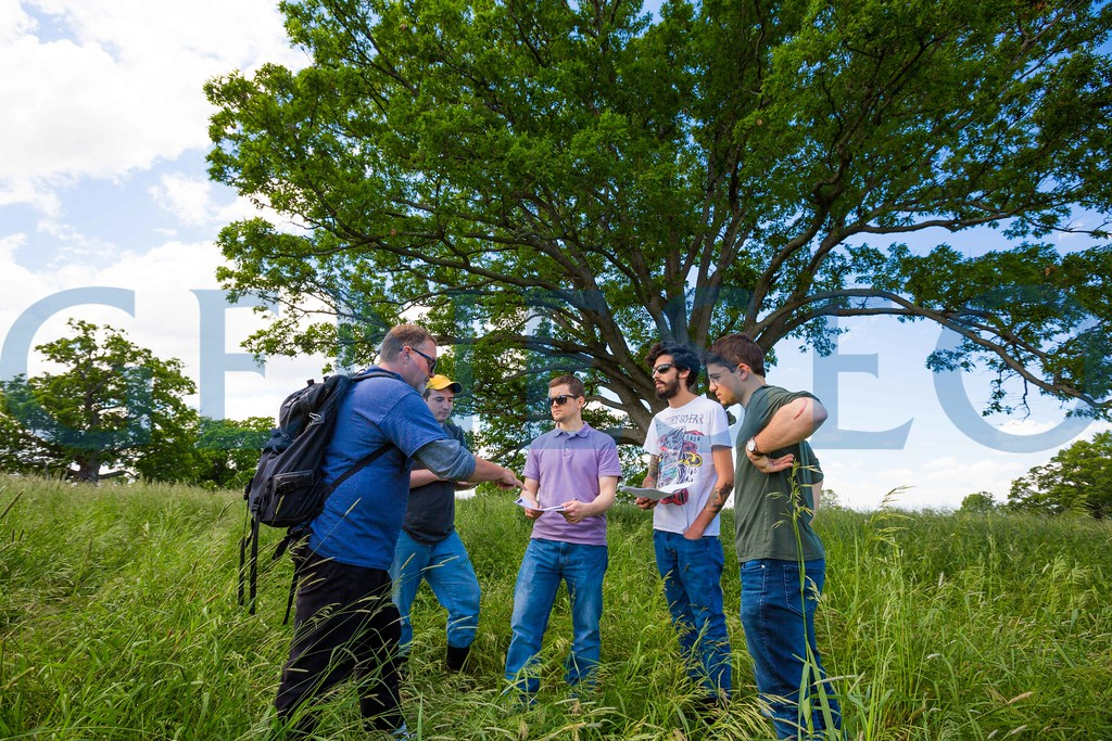 Summer Spring 2017 geography white oak research NSF grant Stephen Tulowiecki center