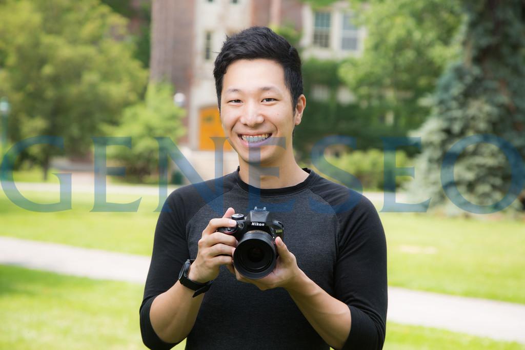 Sang Wook Nam SK Portrait KW fall 2017