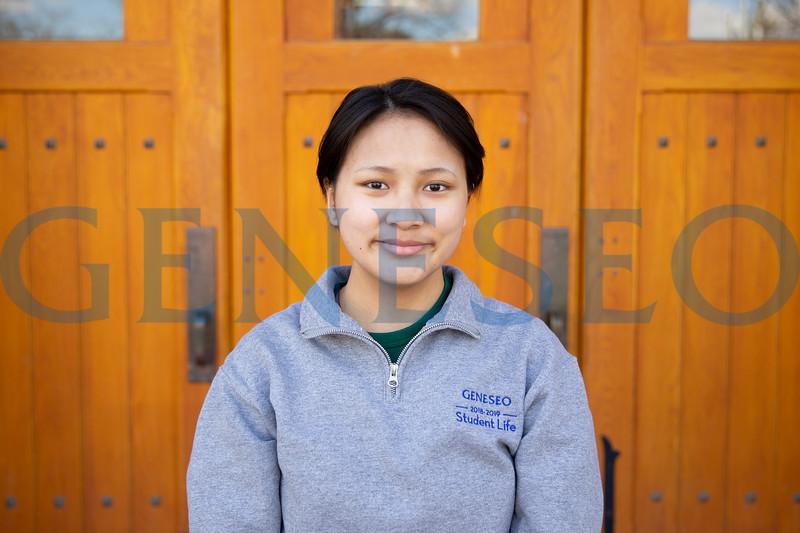 Spring 2019 Tshering Sherpa Portrait