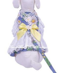 Harness Dog Dress  Description:  Miss Priss Dress  Item Number # CC Miss Priss