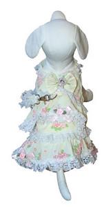 Harness Dog Dress  Description: Tea Party Dress Item Number # CC Tea Party