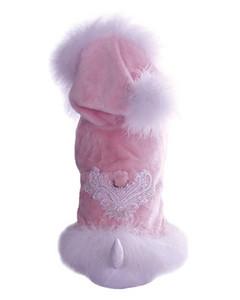 Harness Dog Dress  Description: Minkee Pearl Item Number # CC Minkee Pearl
