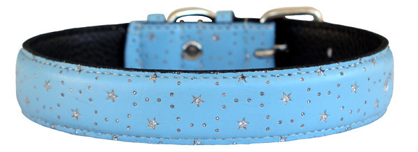 Sparkle and Glitter Dog Collars