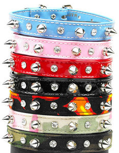 Spike Dog Collars (MRG)
