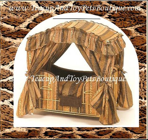 Beautiful Canopy Pet Beds