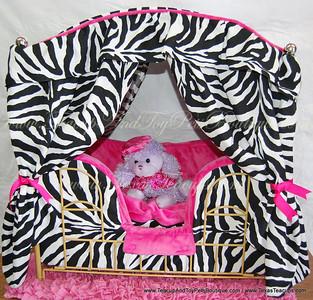 Canopy Pet Beds