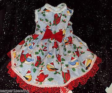 Custom Made Dresses From Serger