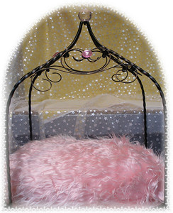 Teacup Princess Dog Bed