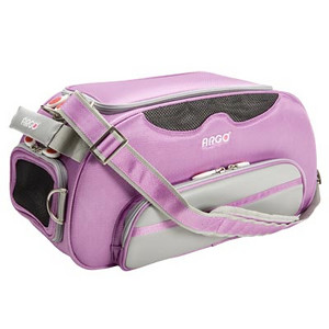 "ARGO Aero-Pet Airline Approved Carrier  SIZE: Small STYLE: AC50237S COLOR: Petal Pink PRICE: $115.00 Pet Supply Coupons also available on our main web site.  * Great Style – Super Convenient – Exceeds TSA Requirements * Quality made from 840 denier nylon fabric * Water resistant base and side panels are padded and removable for quick clean up during travel * 6 dual layer mesh windows on ALL sides for ventilation and security * Quick Access - Large top zipper opening * Exceptionally lightweight – Perfect for long trips * Easy to clean – Just rinse with water  Actual Measurements: 18.5"" L x 10.5"" W x 8.5"" H Net weight: 3.5 lbs.    http://www.teacupandtoypetsboutique.com/PetSupplies.html      ^ Pet Supply Directory Click Here  ^   Detailed information, order forms and prices on our most popular pet products.   Link Updated 2-13-2010"