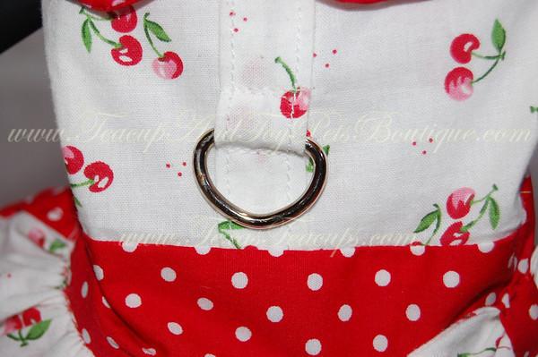 Cherry Red Sassy Dress