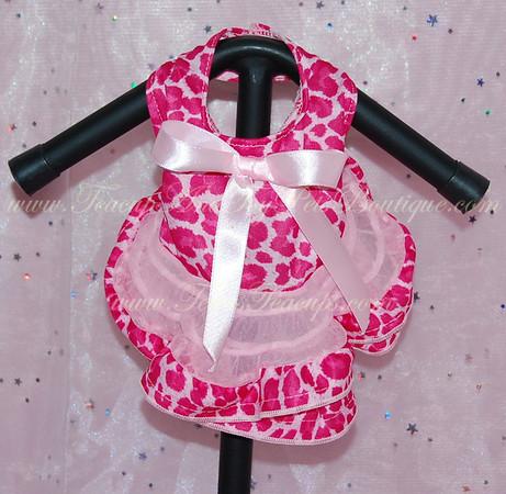Sassy Hot Pink Cheeta