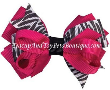 Luxury Dog Hair Bows * Party Pet Bows