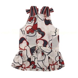 Item Number # PE US6806 American Puppy Dog Dress  Pet Supply Directory with detailed information about our most popular pet products. Click here >http://www.teacuppetboutique.com/Pet_Supply_Directory.php  Or for online shopping cart Click Here > http://www.shop.texasteacups.com