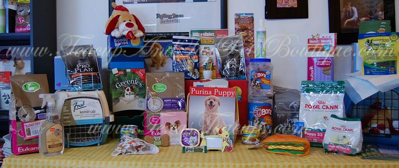 Free Puppy Starket Package