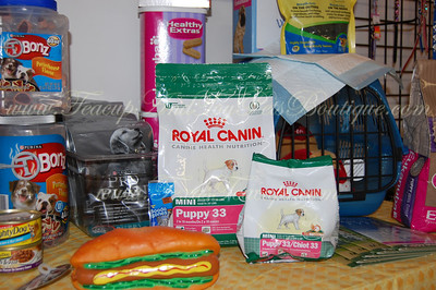 Royal Canin Click here for more information > http://products.royalcanin.us/products/dog-food/mini-babydog-30.aspx Free Puppy Starter Package