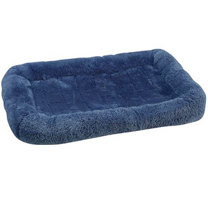 Travel Pad Option # 6 Discription: Deluxe Plush Crate Mat Item Number: # ZW 8192 Blue