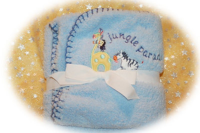 Discription: Thick Fluffy Puppy Blanket Item Number & Price Option: # 2 Color: Blue Jungle Parade  ( http://www.teacuppetboutique.com/Pet_Supply_Order_Form.php )< To order this item or request additonal information.