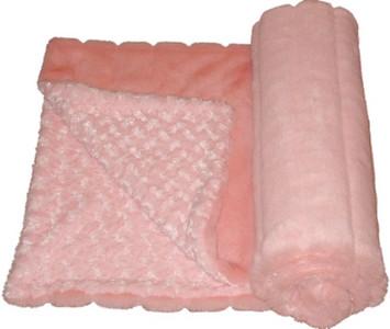 Item Number & Price Option: # 3 Discription: Luxury Soft Puppy Blanket Color: Pink