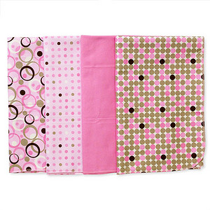 Discription: Free Puppy Travel Pad Item Number & Price Option: # 4 Color: Solid Pink Color: Polka Dots Color: Pink with dark circles Color: Pink with black dots
