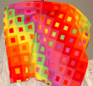 Discription: Rainbow Square Puppy Blanket Item Number & Price Option: # 3 Color: Rainbow Colors Temporary Out Of Stock  Click Here >( http://www.teacuppetboutique.com/Pet_Supply_Order_Form.php )< To order this item or request additonal information.
