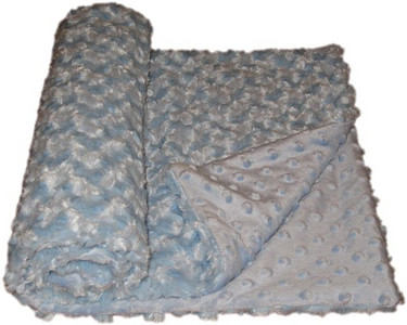 Discription: Luxury Soft Puppy Blanket Item Number & Price Option: # 3 Color: Blue