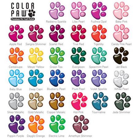 Starter Package Option # 3 ( Pet Nail Polish )