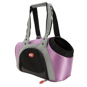 """ARGO ARGO Action Petpack Carrier Kiwi Green SIZE: Small STYLE: 087413100428  COLOR: TaPetal Pink PRICE: $98.00 Pet Supply Coupons also available on our main web site. * Hip, Adorable and Trendy Design * Ultra light weight * Innovative carrier design tapered to your pet's body * Rugged 840 denier nylon exterior * Quality molded EVA for total support * Double handled for increased shoulder support and padded for supreme comfort * Ample Peek-A-Boo opening for pet's head * Collar attachment to secure pet to carrier * Dual layer mesh windows on both sides * Water resistant padding in bottom of carrier * Actual Measurements: 15"""" L x 8.5"""" W x 9.5"""" H  * Product actual weight: 2.10 lbs.  THE HEIGHT OF FASHION IN PET CARRIERS  With perfect asymmetric design and handbag style, this is the best city tote for your pampered pooch. Arrive in style no matter where you are headed with your doggie sidekick. Unlike competitors' standard and bland carriers, the fashionable Peek-A-Boo is shaped to fit a pet's body, offering the ultimate in comfort and snugness. Large enough that your pooch can sit down or stand, with ample room to move around, and a Peek-A-Boo hole to enjoy the scenery. In your choice of four delicious colors – petal pink, tango orange, kiwi green and berry blue.  THE ULTIMATE URBAN CARRIER: Our innovative pet carrier is casually chic and very light. Made of quality 840 denier nylon fabric and sporting dual layer mesh ventilated windows. High quality padded shoulder straps make the Peek-A-Boo carrier the best choice for supporting your shoulders and reducing back pain.  DESIGNED TO IMPRESS – BUILT TO LAST For a day of designer shopping or a late lunch with friends, take your diva doggie along in a fashionable tote carrier. The strong denier nylon exterior is built to last and cleanup is a snap; just rinse with water and you are done! The ventilated carrier keeps your pet secure and calm; the fleece lined interior cocoons your pet in comfort and softness."""