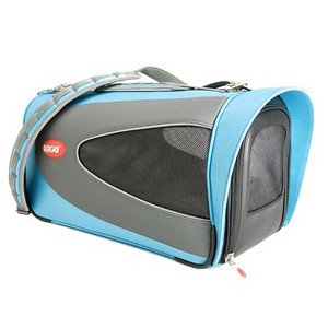 "ARGO Petascope Carrier  Item Number: Color: Price: $99.00 ------------------------------ * Quality made from 840 denier nylon fabric * Water resistant base padding offers total pet comfort during transport * Dual layer mesh windows on ALL sides for ventilation and pet visibility * Easy-Out! Large front zipper opening for quick access * Ultra lightweight design – Comfortable for pet parents too! * Easy to clean – Just rinse with water     Actual Measurements: 16"" L x 11"" W x 9.25"" H  Net weight: 3.06 lbs."