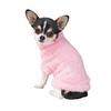 Fuzzy Pink Dog Sweater <br /> Item Number # ZA110<br /> COLOR: Pink