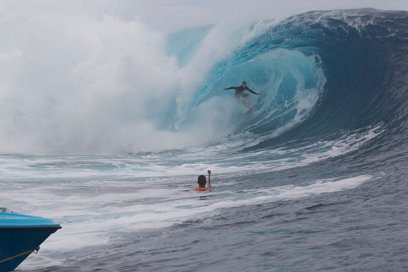 "Teahupoo Tahiti May 13th 2013 as shot by Michael Lopaka Jones Some flawless conditions and a building swell lead to some of the greatest surfing ever witnessed. Laird Hamilton, Manoa Drollet, Raimana, Shane Dorian, Garrett MacNamera, Pato, Gordo, Danilo Cuto, Peter Mel, Reef Macintosh, Billy Kemper, Tuiti, Nathan Fletcher, Kalani Chapman, Koa and Makua Rothman, Alex Gray and many many more! CONTACT MIKE@AZHIAZIAM.com <a href=""http://www.azhiaziam.com"">http://www.azhiaziam.com</a>"