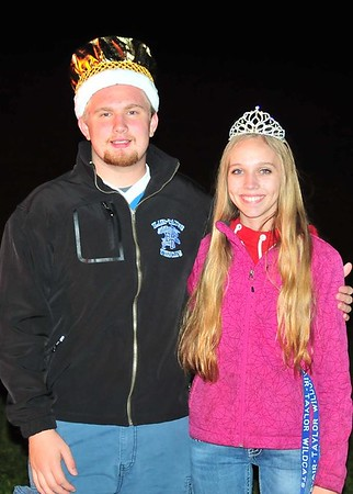 King and Queen Ellie