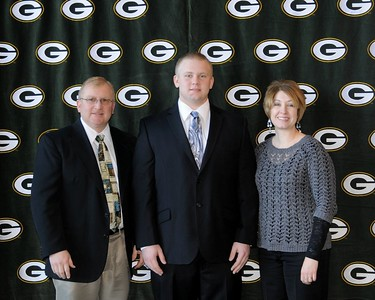 Garrett, Dana & Jeff