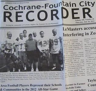 CFC newspaper