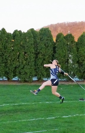 Heidi, Flying w Javelin