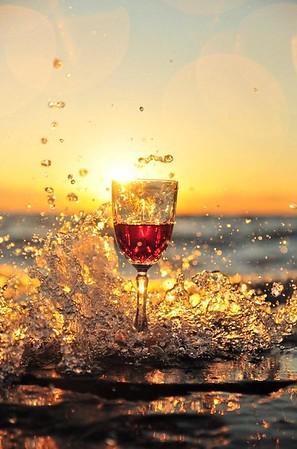 Wine & surf