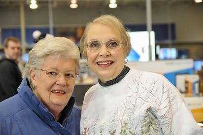 Dee & Janet Dec 2013