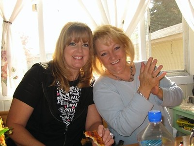 2010 Cindy and Debbie