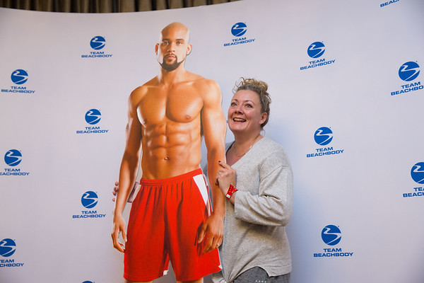 Beachbody London Event 2017