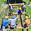 Back to Nature - the Ropes Course Team Building Experience