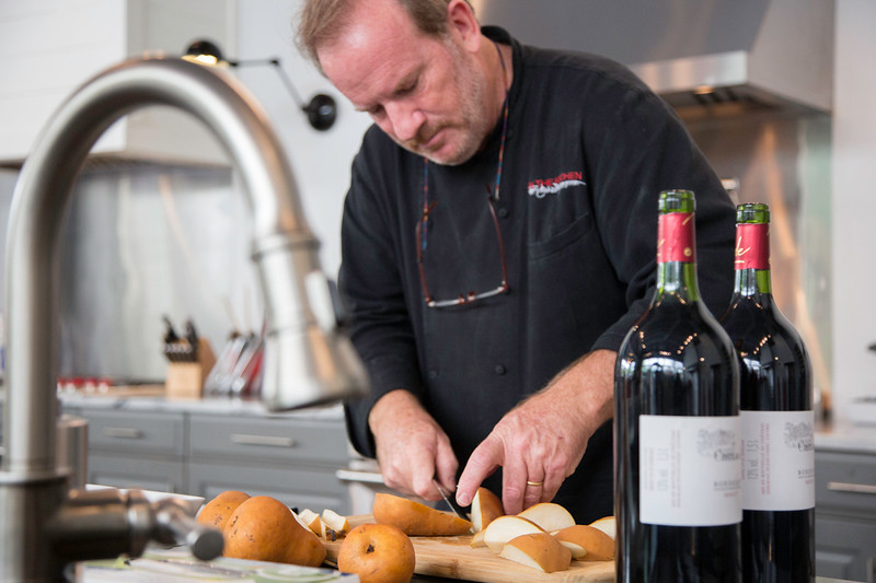 An Interactive Team Building Experience - Cooking Class in the Kitchen with Chef Bob Waggoner