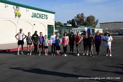Team California- Fun Run 2018
