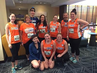 Team Philly Saratoga 17