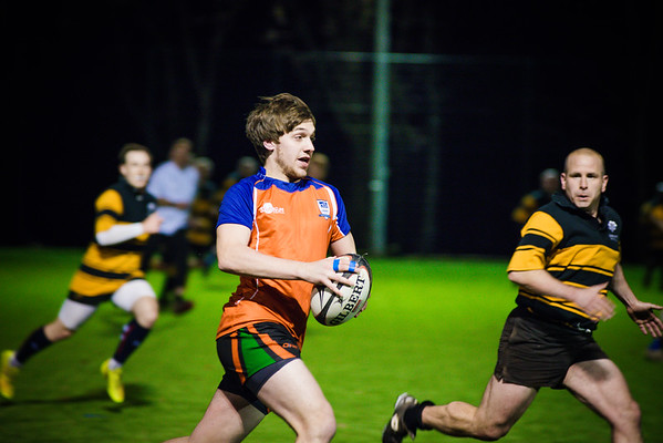 Team Derby vs Derby RFC (return to Rugby)