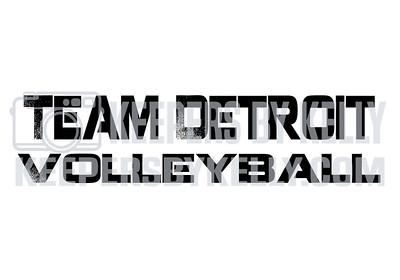 Team Detroit Volleyball Day 2 Jan 26
