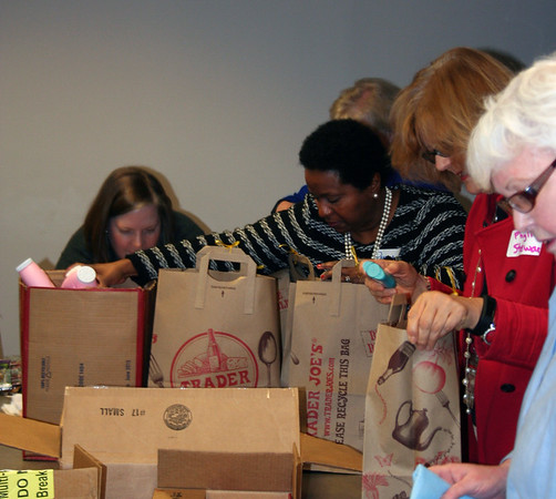 FFx. Co. Employees Give Back