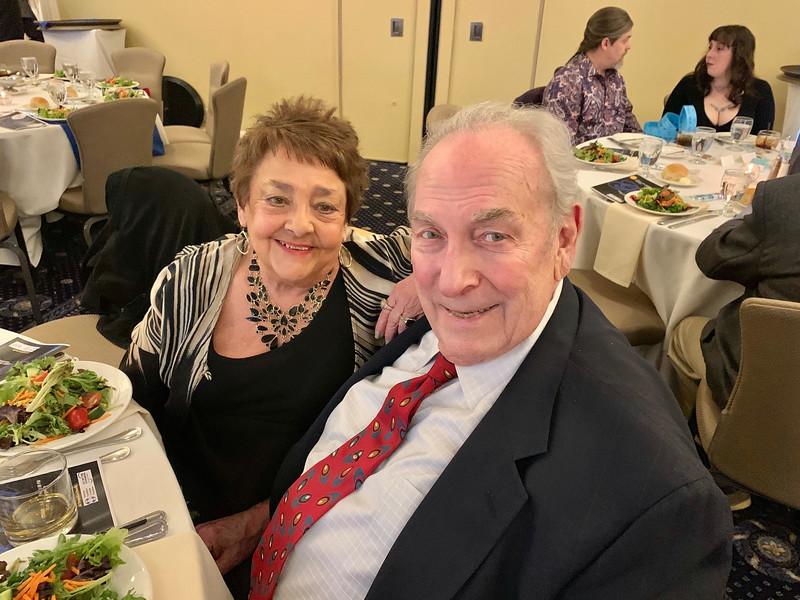 Joan and Dan Pioli of Westford