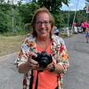 Volunteer photographer Bonnie Beilfuss of Nashua
