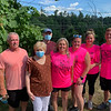The McGrath family walk in memory of Mary Ellen McGrath