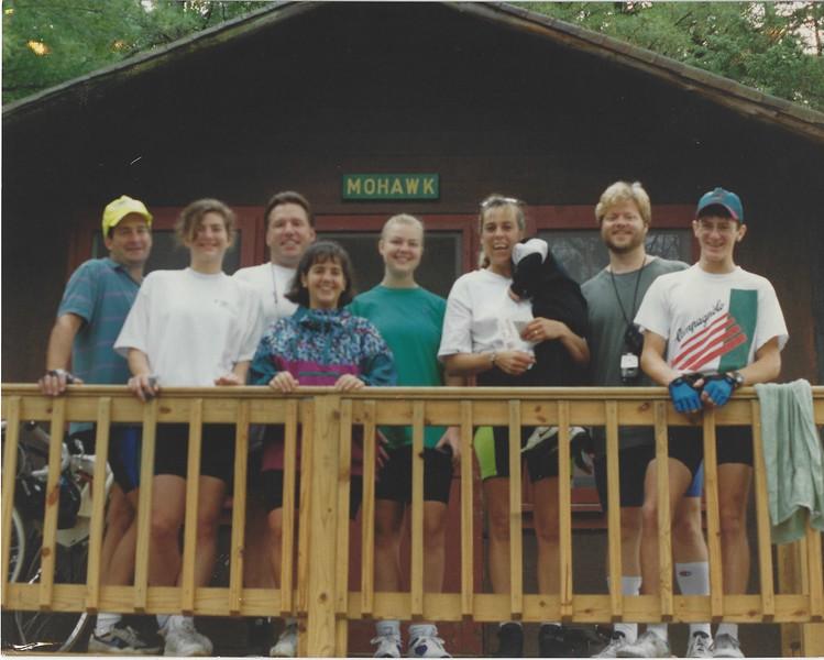 Original Mohawks Sept 1994