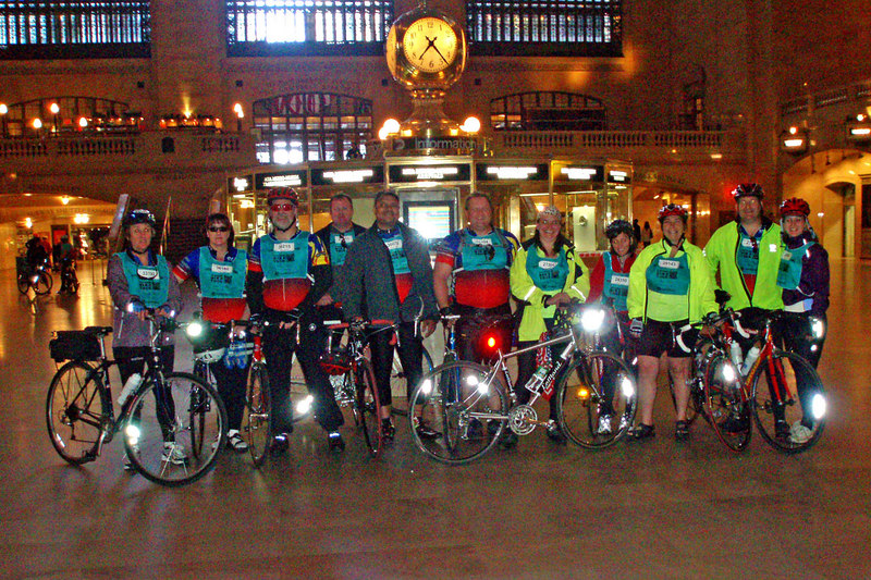 "Yes we made it to Grand Central Station before 7:30 AM  Click Below to see the Pictures taken by the People @ Brightroom Photo   <a href=""http://www.brightroom.com/view_user_event.asp?EVENTID=11571&PWD=&BIB=36215""> Demons Pics </a>  <a href=""http://www.brightroom.com/view_user_event.asp?EVENTID=11571&PWD=&BIB=36160""> Jens Pics</a>  <a href=""http://www.brightroom.com/view_user_event.asp?EVENTID=11571&PWD=&BIB=27514""> Dougs Pics </a>  <a href=""http://www.brightroom.com/view_user_event.asp?EVENTID=11571&PWD=&BIB=25424""> Boats Pics</a>   <a href=""http://www.brightroom.com/view_user_event.asp?EVENTID=11571&PWD=&BIB=27911""> Skipper Pics </a>  <a href=""http://www.brightroom.com/view_user_event.asp?EVENTID=11571&PWD=&BIB=35078""> Joes Pics </a>"
